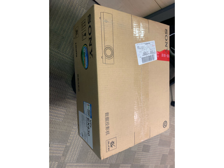 索尼(SONY)VPL-EX430 投影仪新款测评怎么样??性能比较分析【内幕详解】 好货众测 第5张