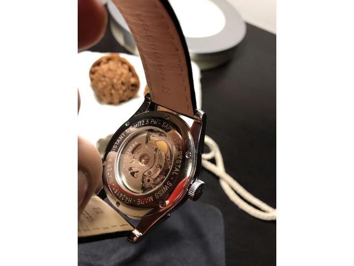 汉米尔顿(HAMILTON)瑞士手表H42415541怎么样?最新使用心得体验评价分享-艾德百科网