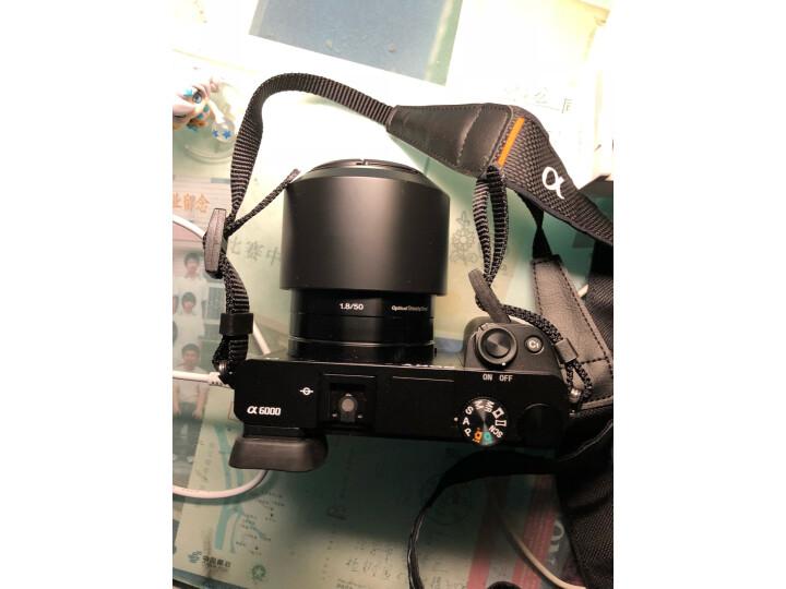 索尼(SONY)E 50mm F1.8 OSS APS-C画幅定焦镜头(SEL50F18怎么样.使用一个星期感受分享 艾德评测 第12张