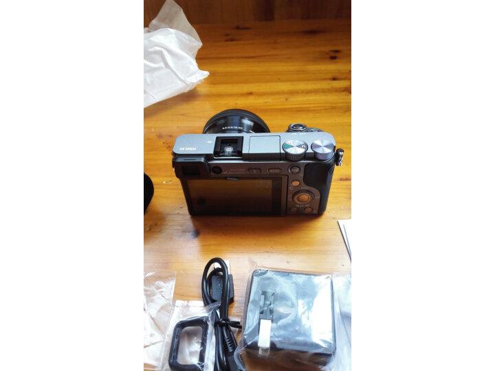 索尼(SONY)Alpha 6000L APS-C微单数码相机怎么样_上档次吗_亲身体验诉说感受 品牌评测 第10张