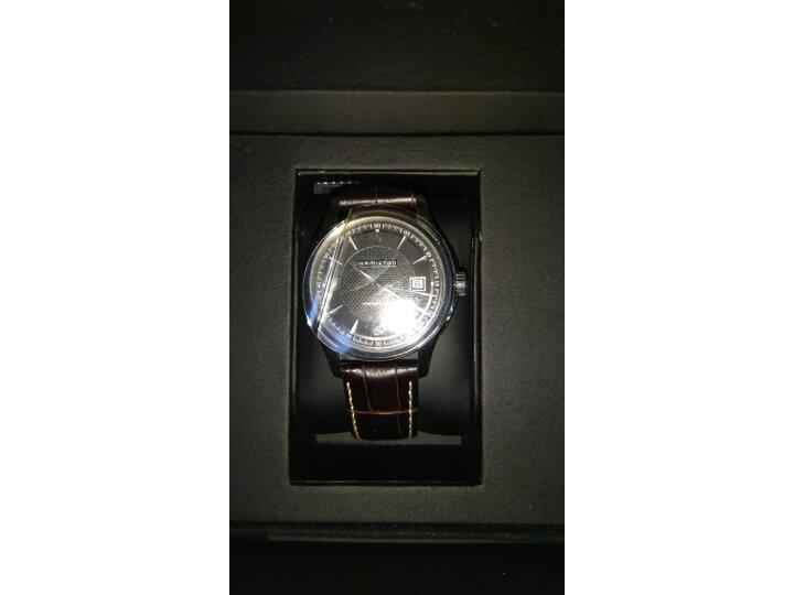 汉米尔顿 瑞士手表爵士系列Viewmatic自动机械男士腕表H32515535 怎么样?质量内幕揭秘,不看后悔 评测 第5张