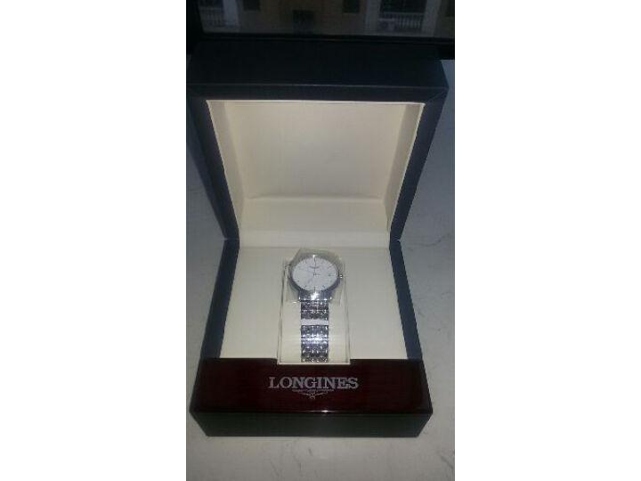 浪琴(Longines)瑞士手表 博雅系列 机械钢带男表 L49104576怎么样【内幕真实揭秘】入手必看 值得评测吗 第10张