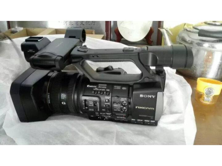 索尼(SONY)HXR-NX5R 3片1-2.8英寸摄录一体机质量口碑如何?内行质量对比分析实际情况。 艾德评测 第5张