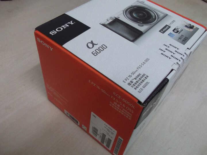 索尼(SONY)Alpha 6000L APS-C微单数码相机标准套装质量性能分析_不想被骗看这里 电器拆机百科 第6张