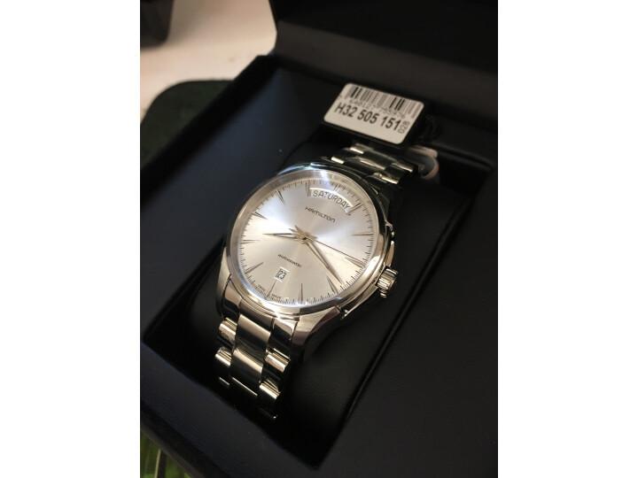 揭秘:汉米尔顿 瑞士手表爵士系列H32505141怎么样.质量好不好【内幕详解】 评测 第10张