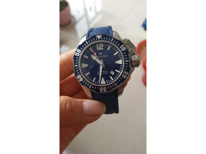 功能测评:汉米尔顿 瑞士手表H77705345优缺点如何,入手必看 评测 第3张