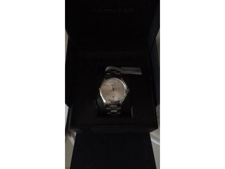 揭秘:汉米尔顿 瑞士手表爵士系列H32505141怎么样.质量好不好【内幕详解】 评测 第9张