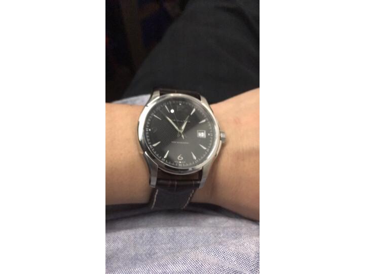 汉米尔顿 瑞士手表爵士系列Viewmatic自动机械男士腕表H32515535 怎么样?质量内幕揭秘,不看后悔 评测 第4张