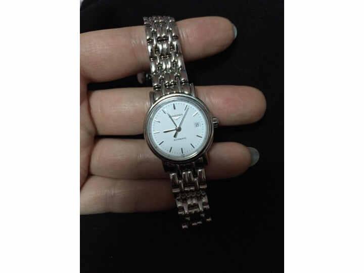 浪琴(Longines)瑞士手表 博雅系列 机械钢带男表 L49104576怎么样【内幕真实揭秘】入手必看 值得评测吗 第8张