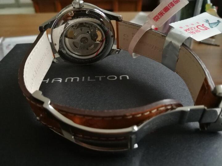 评测:汉米尔顿 瑞士手表爵士系列全镂空自动机械男士腕表H42505510好吗?质量曝光不足点有哪些? 评测 第3张