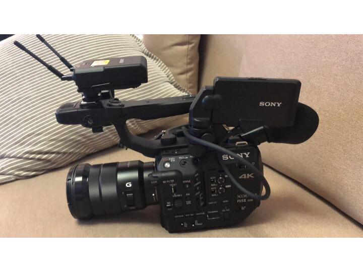 索尼(SONY)PXW-FS5M2K专业摄像机【质量评测】内幕最新详解 艾德评测 第11张