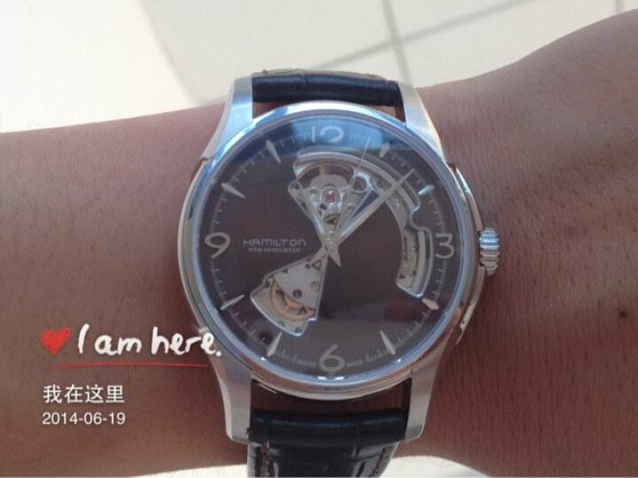 汉米尔顿 (HAMILTON)瑞士手表爵士系列H32565135好不好,说说最新使用感受如何?_好货曝光 _经典曝光-货源百科88网