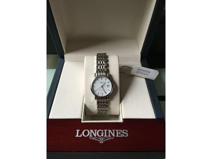 浪琴(Longines)瑞士手表 博雅系列 机械钢带女表 L43104876 怎么样质量评测如何,说说看法_好货曝光 _经典曝光-苏宁优评网