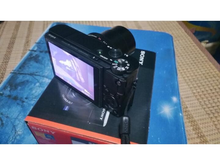 索尼(SONY)RX100M3 黑卡数码相机Vlog拍摄新款优缺点怎么样【真实大揭秘】质量性能评测必看 _经典曝光 艾德评测 第19张