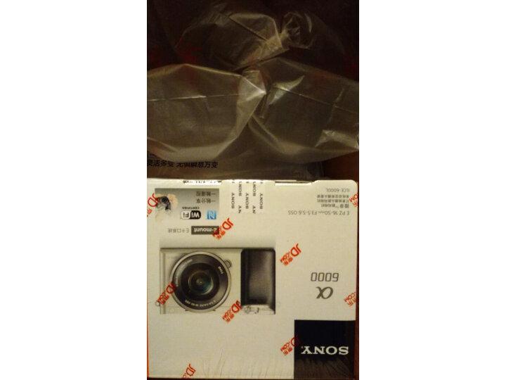 索尼(SONY)Alpha 6000L APS-C微单数码相机标准套装质量性能分析_不想被骗看这里 电器拆机百科 第11张