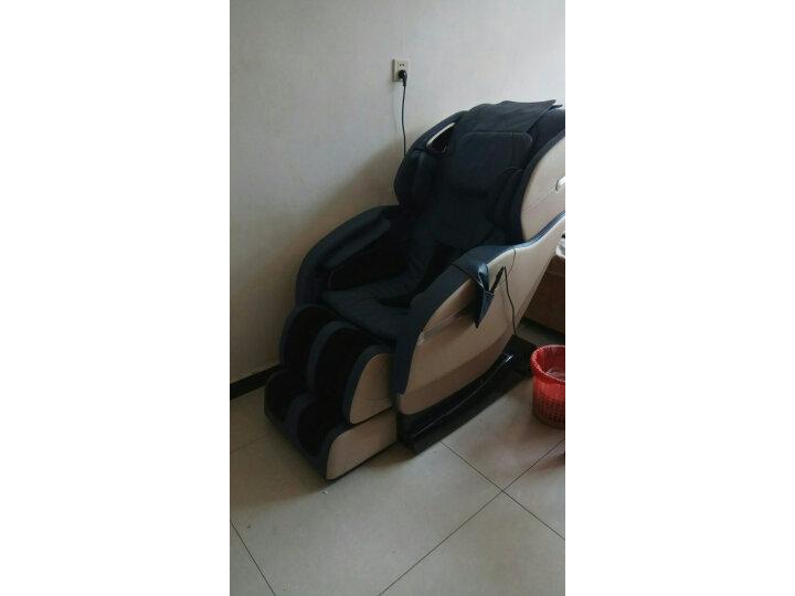荣耀(ROVOS)R780TV杏棕色按摩椅家用测评曝光?老婆一个月使用感受详解 艾德评测 第7张