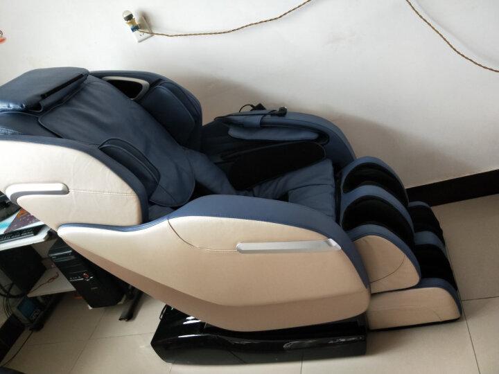 荣耀(ROVOS)R780TV杏棕色按摩椅家用测评曝光?老婆一个月使用感受详解 艾德评测 第12张