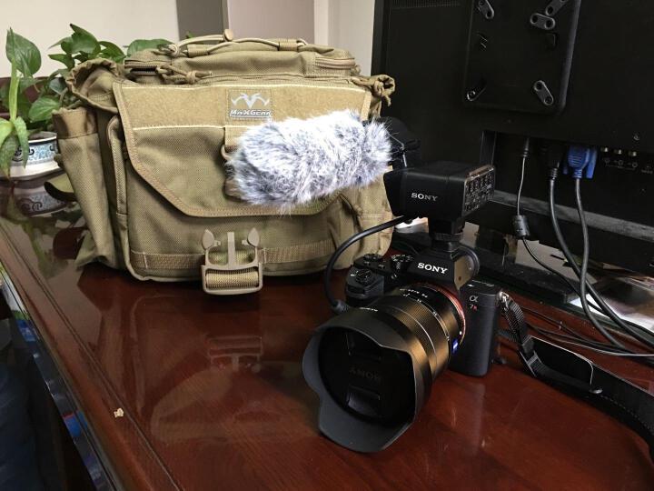 索尼(SONY)ECM-B1M 枪型麦克风 Vlog拍摄 数码相机怎么样【使用详解】详情分享-货源百科88网