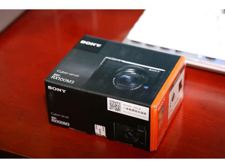 索尼(SONY)RX100M3 黑卡数码相机Vlog拍摄新款优缺点怎么样【真实大揭秘】质量性能评测必看 _经典曝光 艾德评测 第7张