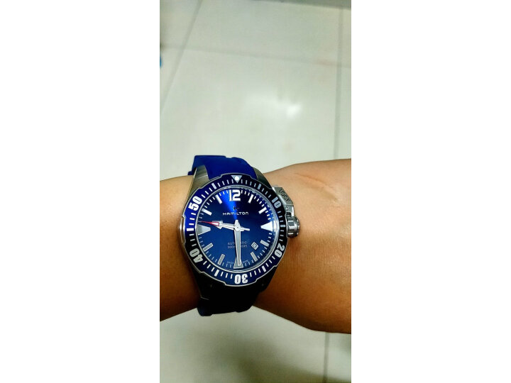 功能测评:汉米尔顿 瑞士手表H77705345优缺点如何,入手必看 评测 第6张