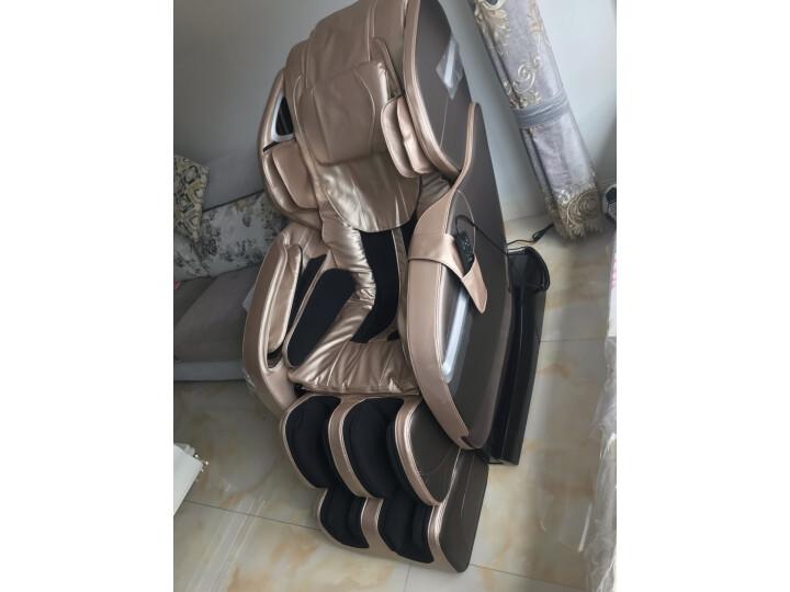 荣耀(ROVOS)R780TV杏棕色按摩椅家用测评曝光?老婆一个月使用感受详解 艾德评测 第6张