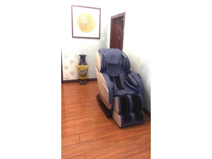 荣耀(ROVOS)R780TV杏棕色按摩椅家用测评曝光?老婆一个月使用感受详解 艾德评测 第1张