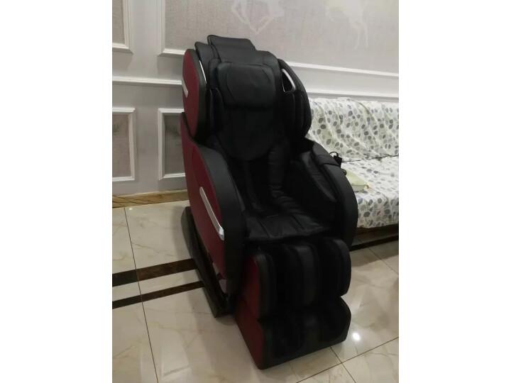 荣耀(ROVOS)R780TV杏棕色按摩椅家用测评曝光?老婆一个月使用感受详解 艾德评测 第11张