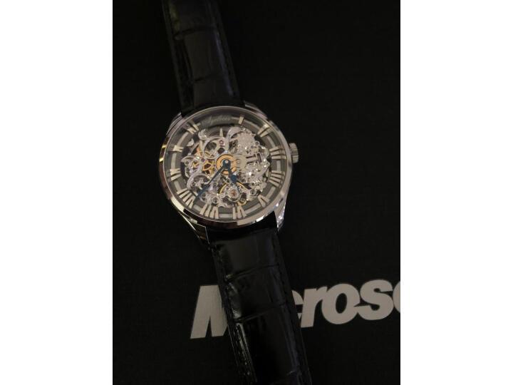 艾戈勒(agelocer)瑞士手表 男士镂空商务全自动机械表5401D9怎么样?为什么爆款,质量内幕评测详解) 评测 第11张