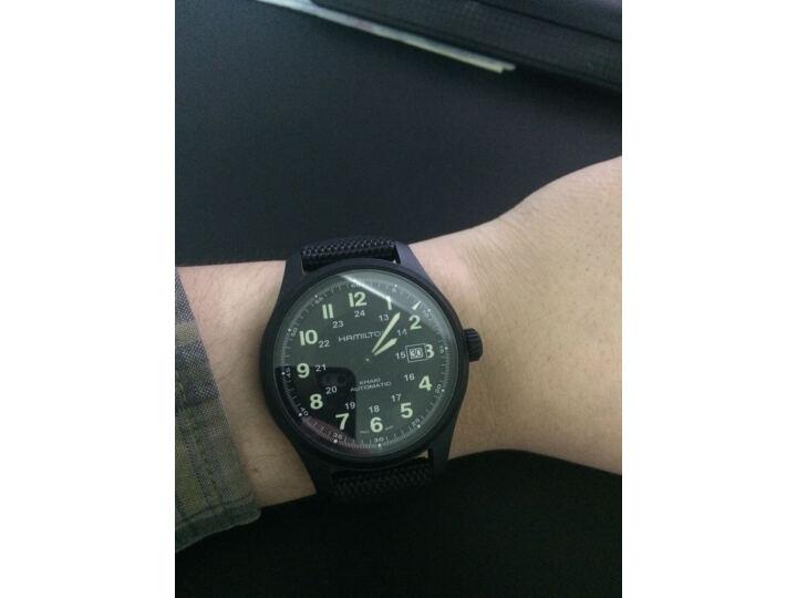汉米尔顿(HAMILTON)瑞士手表卡其野战系列H70535061怎么样【同款对比揭秘】内幕分享 好货爆料 第12张