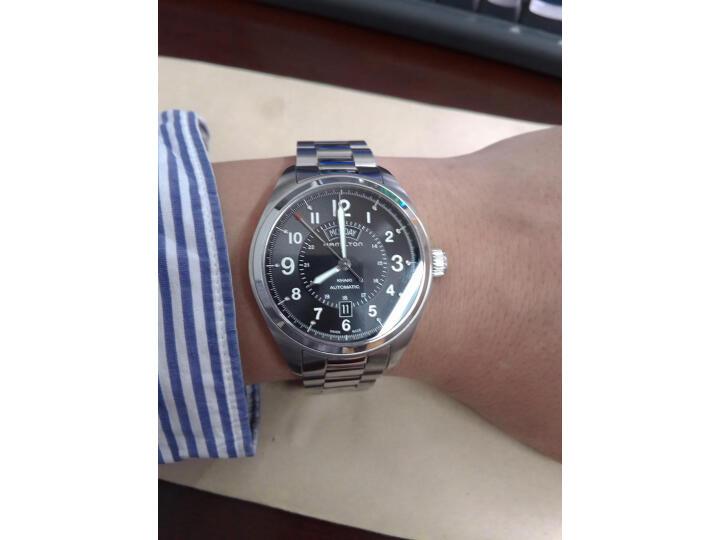 【同款测评分享】汉米尔顿(HAMILTON)瑞士手表卡其野战系列H70505133怎么样_质量性能评测,内幕详解 好货爆料 第3张
