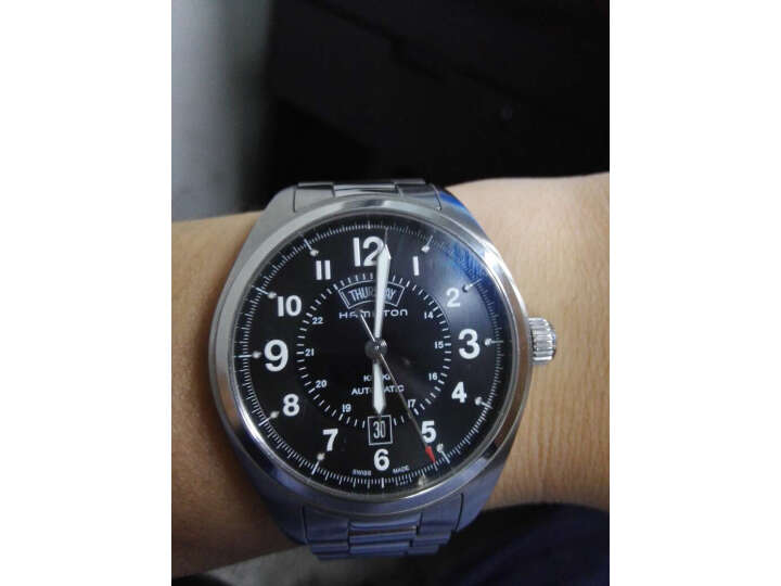 【同款测评分享】汉米尔顿(HAMILTON)瑞士手表卡其野战系列H70505133怎么样_质量性能评测,内幕详解 好货爆料 第4张