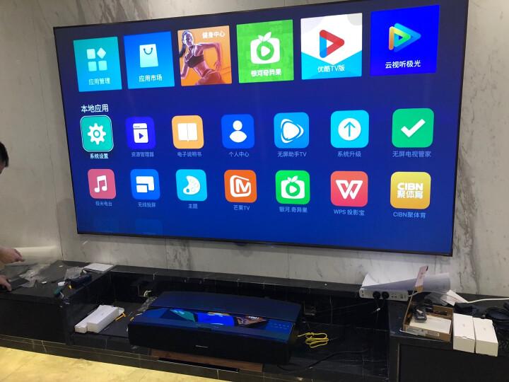 极米(XGIMI)T1 4K激光电视投影仪新款测评怎么样??质量评测如何,说说看法-苏宁优评网