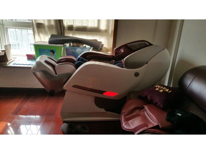 荣泰ROTAI智能按摩椅RT8900功能如何,同款优缺点评测曝光 艾德评测 第10张