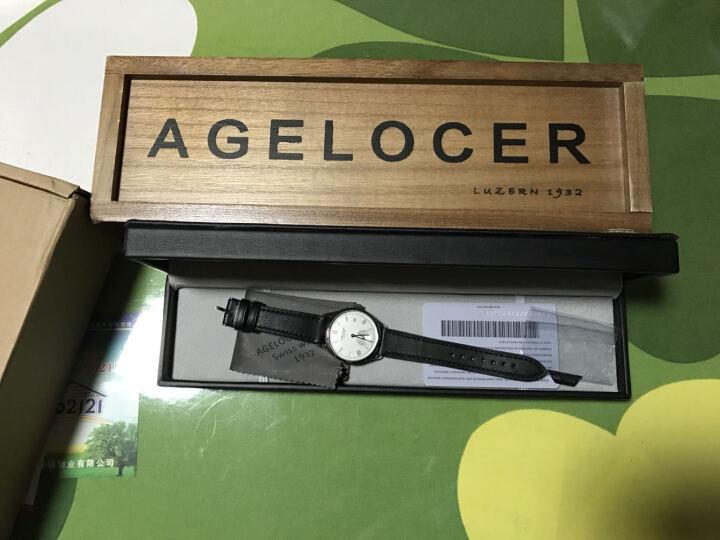 艾戈勒(agelocer)瑞士手表 琉森系列时尚简约全自动机械女表1201A1怎么样?质量有缺陷吗【已曝光】 值得评测吗 第7张