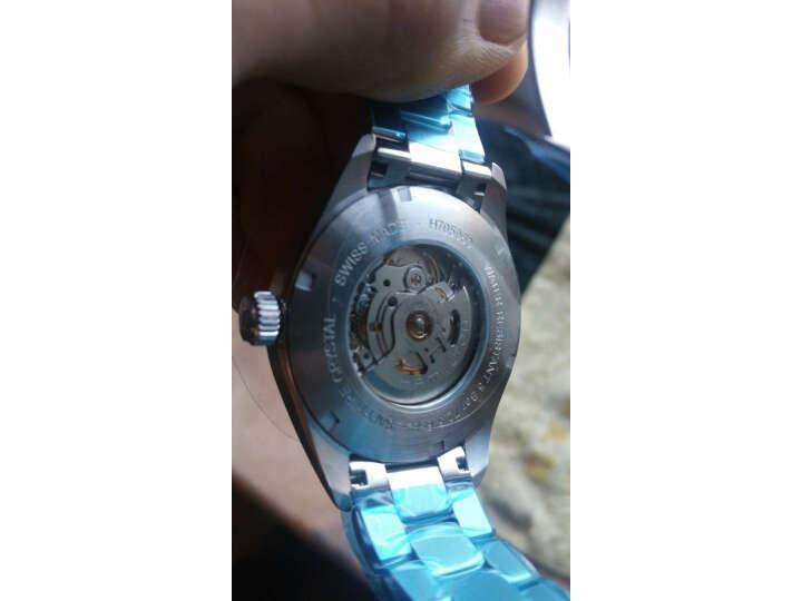 【同款测评分享】汉米尔顿(HAMILTON)瑞士手表卡其野战系列H70505133怎么样_质量性能评测,内幕详解 好货爆料 第8张