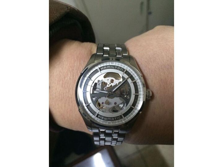 评测:汉米尔顿 瑞士手表爵士系列全镂空自动机械男士腕表H42505510好吗?质量曝光不足点有哪些? 评测 第5张