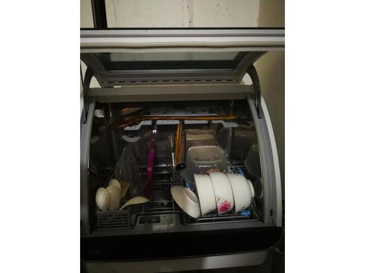 海尔(Haier)小海贝台式除菌洗碗机6套HTAW50STGB怎么样?官方媒体优缺点评测详解 艾德评测 第6张