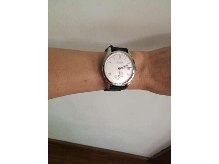 艾戈勒(agelocer)瑞士手表 琉森系列时尚简约全自动机械女表1201A1怎么样?质量有缺陷吗【已曝光】 值得评测吗 第8张