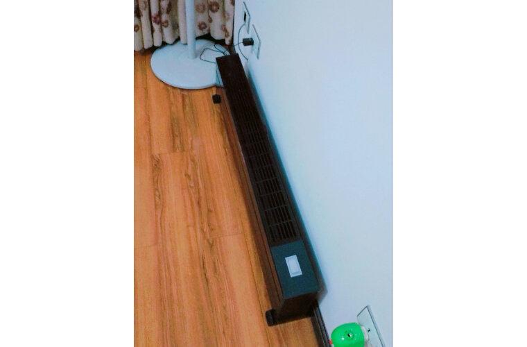 【真实反馈】美的踢脚线地暖器HDX22K怎么样?好不好用?内情必看测评-精挑细选- 看评价