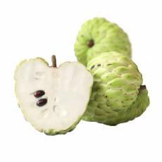 台湾释迦果 番荔枝佛头果 新鲜水果 3-4个装约1.5kg