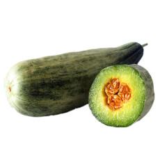 曙光 羊角蜜甜瓜 水果香瓜 5斤净重