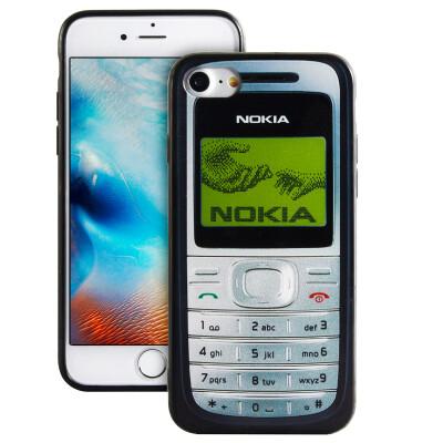 GY iphone7 plus手机壳\/保护套苹果7硅胶外壳适