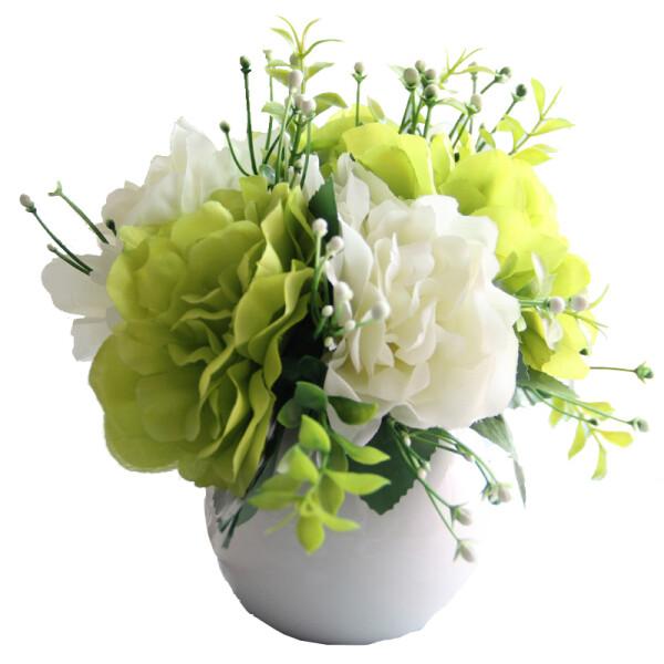 打造,浪漫,精致,花瓶,田园