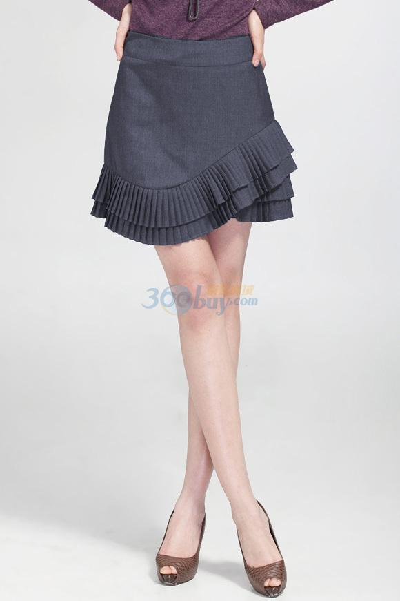短裙子款式设计图服装设计手稿 -短裙设计图手稿 戒指设计图手稿素