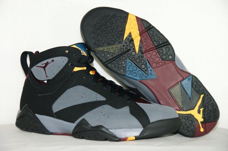 限量版篮球鞋 乔丹7代304775 003 7.5图片