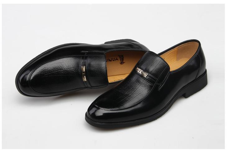 啄木鸟 商务正装皮鞋 男式鞋子日常休闲鞋男鞋