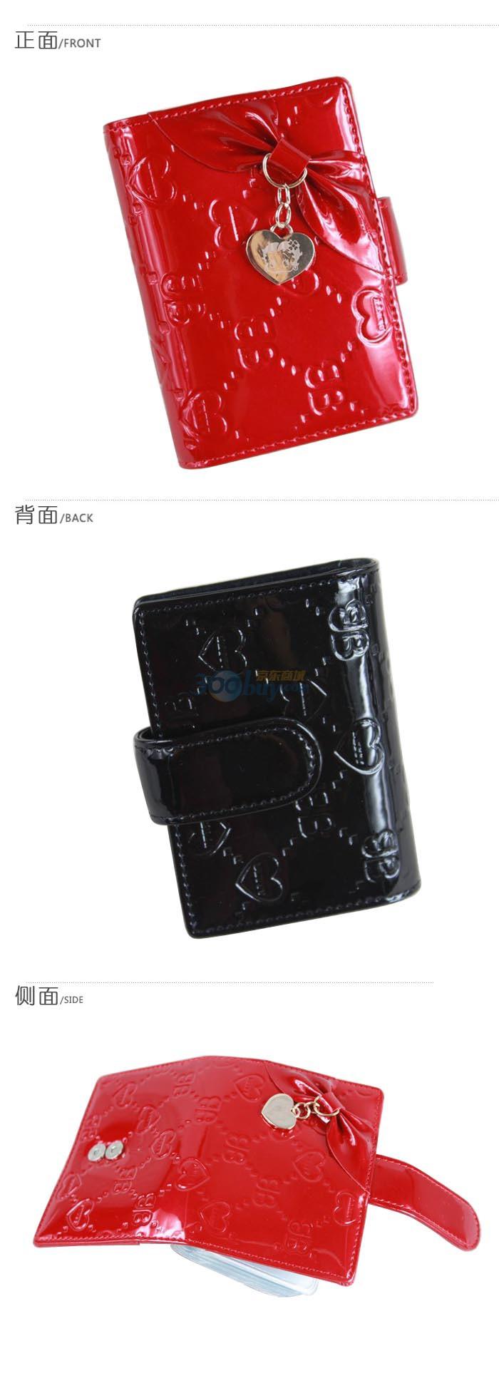 betty贝蒂新款可爱卡通女士钱包卡包a6161-7