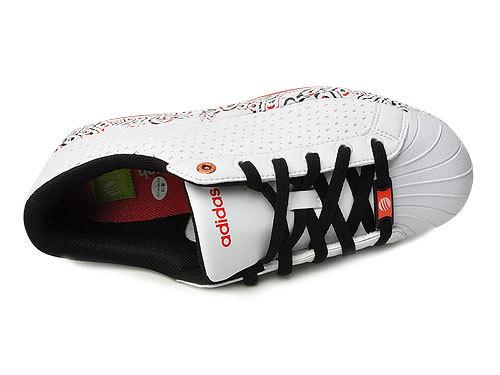 Adidas Style 男式 经典休闲鞋 U45536 UPTOWN Tattoo 44.5-Style 经典图片