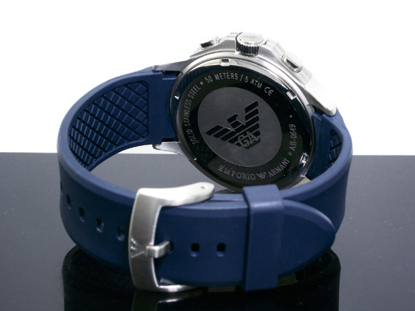 阿玛尼男士石英时尚手表品牌运动手表 AR0649
