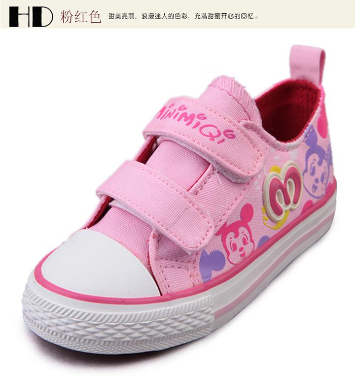 2013春款儿童帆布鞋女宝宝男宝宝学步鞋小童